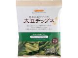 ビオクラ 大豆チップス グリーンベジタブル 袋35g