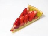 キルフェボン イチゴとピスタチオカスタードのタルト