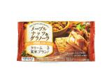 アサヒ バランスアップ クリーム玄米ブラン メープルナッツ&グラノーラ 袋72g