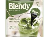AGF ブレンディ ポーションコーヒー 抹茶オレベース 袋18g×7