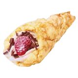 ヤマザキ・苺とバナナのクレープ