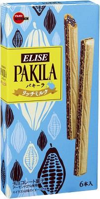 ブルボン パキーラリッチミルク