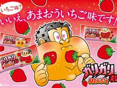 ちょっと贅沢ないちご♪赤城「ガリガリ君あまおういちご味」全国で新発売!