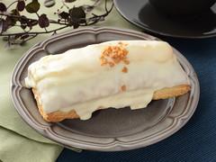 白いおいしさ♪ローソン「サックリホワイトチョコパイ カスタードクリーム」新発売