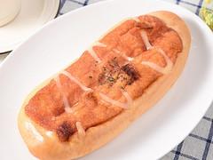 ファミマ「明太子パン」やわらかパンにマヨソースも♪