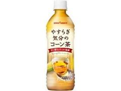 ポッカサッポロ やすらぎ気分のコーン茶 ペット500ml