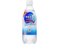 アサヒ おいしい水プラス カルピスの乳酸菌 スパークリング ペット500ml