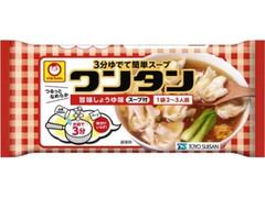 マルちゃん トレーワンタン 旨味しょうゆ味 袋55g