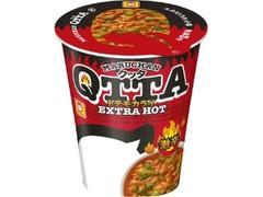マルちゃん QTTA EXTRA HOT ラーメン カップ85g