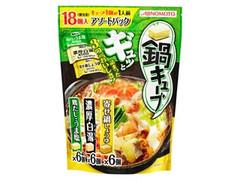 味の素 鍋キューブ アソートパック 袋148g