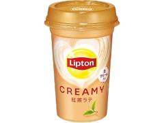 リプトン CREAMY 紅茶ラテ カップ240ml