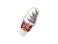 森永 味わいソフト バニラ&チョコ 160ml
