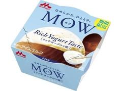 森永 MOW リッチヨーグルト味 カップ140ml