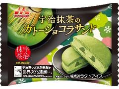 森永 宇治抹茶のガトーショコラサンド 袋75ml