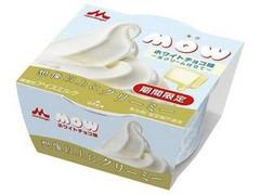 森永 MOW ホワイトチョコ味 カップ150ml