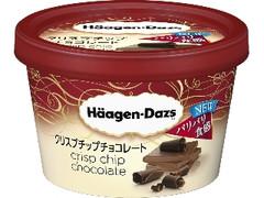 ハーゲンダッツ ミニカップ クリスプチップチョコレート カップ110ml