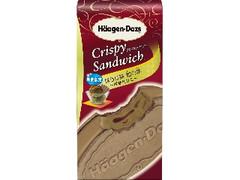 ハーゲンダッツ クリスピーサンド ほうじ茶 和の菓 黒糖仕立て 箱60ml