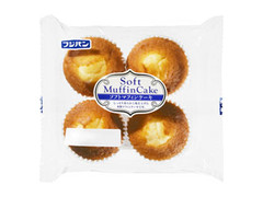 フジパン ソフトマフィンケーキ 袋4個