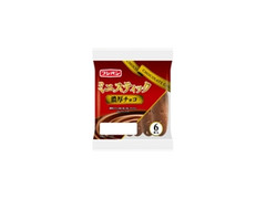 フジパン ミニスティック 濃厚チョコ 袋6本