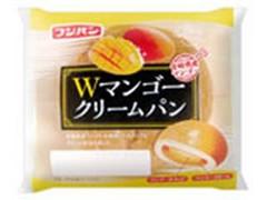 フジパン Wマンゴークリームパン 袋1個