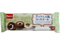 Pasco ティラミス風ロールケーキ 袋4個