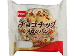 Pasco チョコチップメロンパン 袋1個