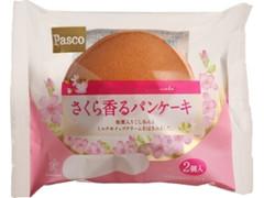 Pasco さくら香るパンケーキ 袋2個
