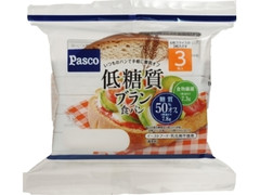 Pasco 低糖質ブラン 食パン 袋3枚