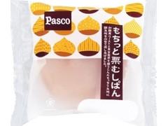 Pasco もちっと栗むしぱん 袋1個