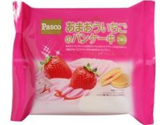 Pasco あまおういちごのパンケーキ 袋2個