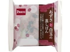 Pasco あずきと白玉の蒸しぱん 袋1個