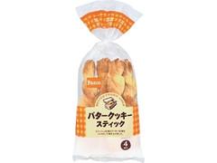 Pasco バタークッキースティック 袋4本