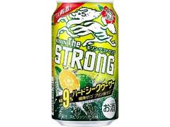 KIRIN キリン・ザ・ストロング ハードシークヮーサー 缶350ml
