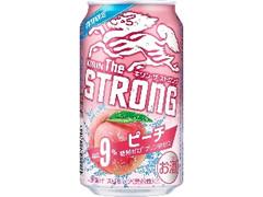 KIRIN キリン・ザ・ストロング ピーチ 缶350ml