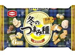 亀田製菓 冬のつまみ種 袋120g