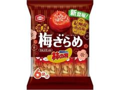 亀田製菓 亀田の柿の種 濃厚梅ざらめ 袋135g