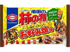 亀田製菓 亀田の柿の種 お好み焼味