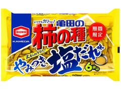 亀田製菓 亀田の柿の種 やみつき塩だれ味
