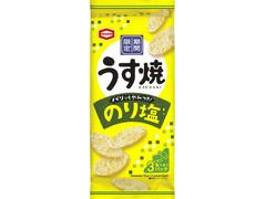 亀田製菓 うす焼 のり塩味