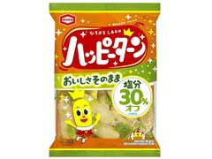 亀田製菓 減塩 ハッピーターン