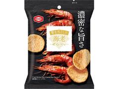 亀田製菓 贅を尽くした海老せんべい