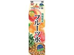 日清ヨーク フルーツ水 パック1000ml