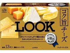 不二家 ルック コク旨チーズ 箱64g
