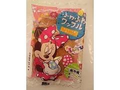 ヤマザキ ふわふわワッフル カスタード&ホイップ 袋1個