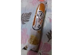 ヤマザキ ちぎれる黒糖入りスティックパン 玄米パフ入りクリーム 袋1本