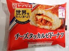 ヤマザキ チーズタッカルビドーナツ 袋1個