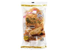 ヤマザキ 塩バターフランスパン ロレーヌ岩塩使用 袋7枚