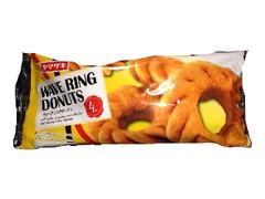 ヤマザキ ウェーブリングドーナツ 袋4個