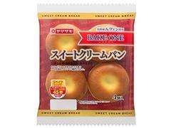 ヤマザキ BAKE ONE スイートクリームパン