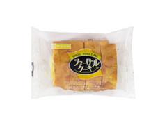 ヤマザキ シューロールケーキ 袋4個